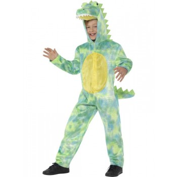 Deluxe Dinosaur Fancy Dress Costume