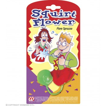 Squirt Flower Joke - Fancy Dress