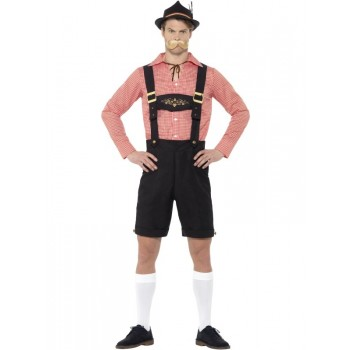 Oktoberfest Fancy Dress Costume