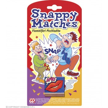 Snappy Matches - Fancy Dress