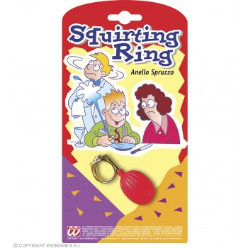 Squirting Ring - Fancy Dress