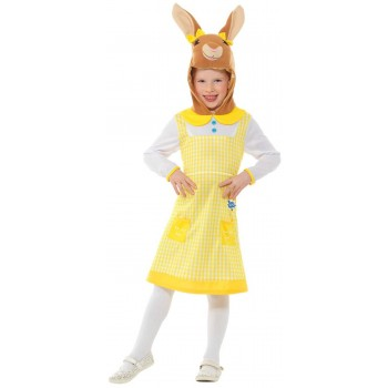 Peter Rabbit, Cottontail Deluxe Fancy Dress Costume Book Day