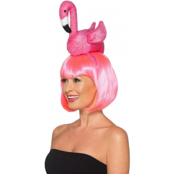 Flamingo Headband Animals Fancy dress