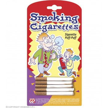Smoking Cigarette Joke - Fancy Dress