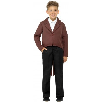 Tailcoat Old English Fancy Dress