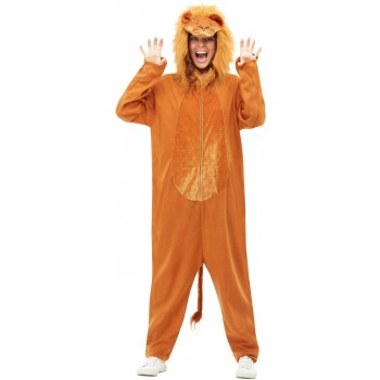 Lion Fancy Dress Costume Animals