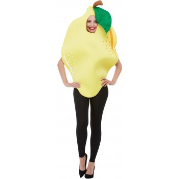 Lemon Fancy Dress Costume Food