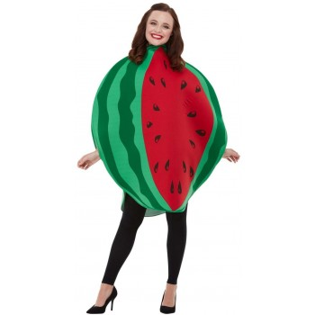 Watermelon Fancy Dress Costume Food