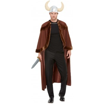 Viking Warrior Fancy Dress Costume