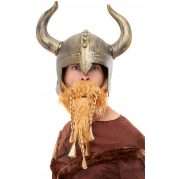 Viking Warrior Helmet Fancy Dress