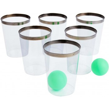 Party Pong Game Gin Edition Novelty