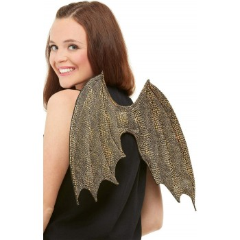 Dragon Scale Wings Halloween Fancy Dress