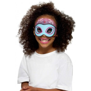 Smiffys Make-Up FX, Kids Superhero Kit, Aqua Halloween