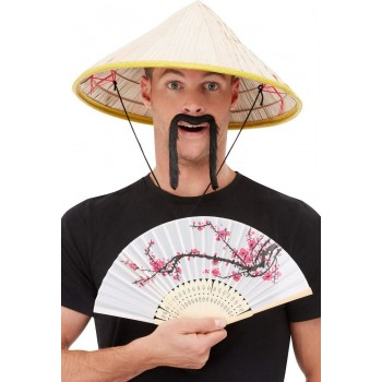 Oriental Dress-Up Kit Chinese Fancy Dress