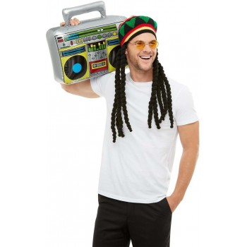 Jamaican Dress-Up Kit Fancy Dress