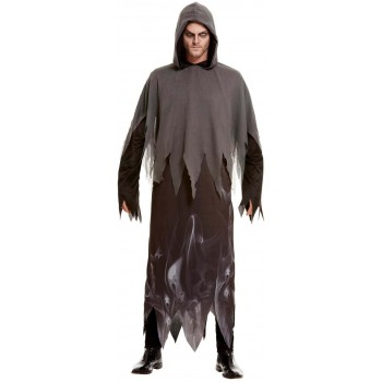 Ghost Ghoul Fancy Dress Costume Halloween