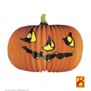 Flame Retardant Pumpkin Globes 40Cm Fancy Dress (Halloween)