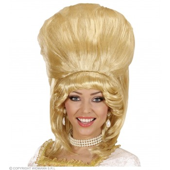 Blonde Supertall Wigs - In Polybag - Fancy Dress