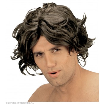 Jungle Man Wig - Fancy Dress
