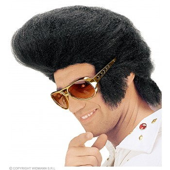 The King Wig Polybag - Fancy Dress