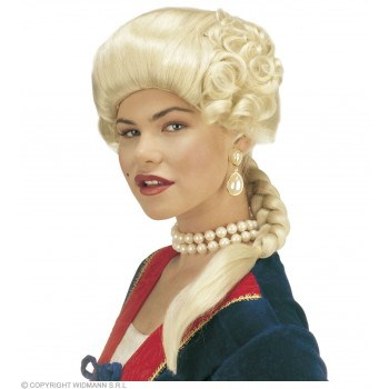 Duchess Wig Blonde Josephine - Fancy Dress (Christmas)