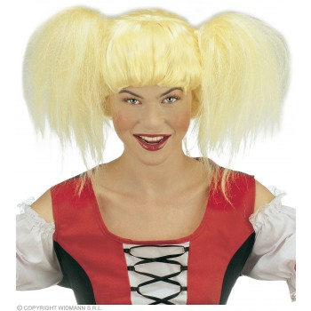 Heidi Wig In Polybag - Fancy Dress
