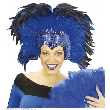 Crazyhorse Feather Headdress - Fancy Dress