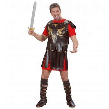 Gladiator Fancy Dress Costume Mens (Roman)