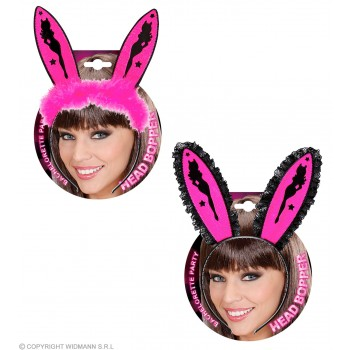 Girls Night Out Bunny Ears - 2 Styles Ass Accessories