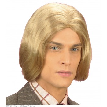 Amadeus Wig Blonde - Fancy Dress