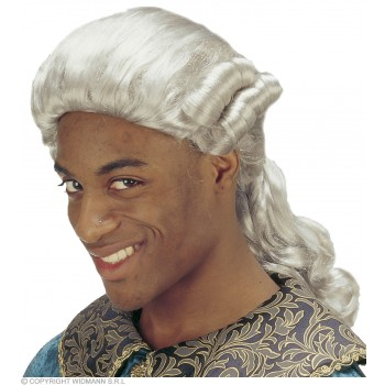 Wig Marquis De Said - Fancy Dress