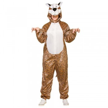 Deluxe Tiger Adult Animal Costume