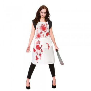 Blood Covered Apron Halloween Accessories