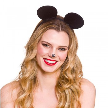 Mouse Ears Animal Accessories