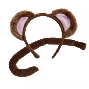 Ears & Tail - Monkey Animal Accessories