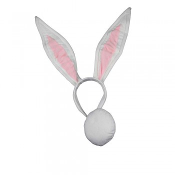 Giant Bunny Set Adult Animal Accessories
