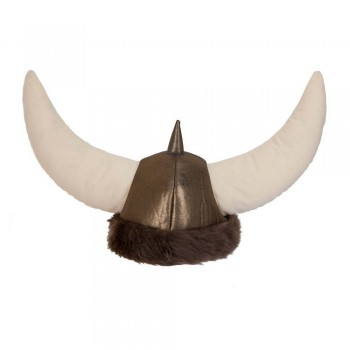 Deluxe Viking Helmet soft Hats