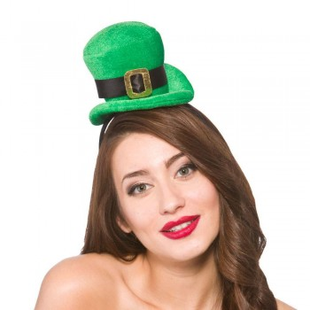 Deluxe Mini St Patricks Hat Accessory