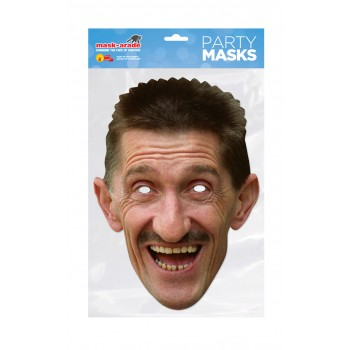 Barry Chuckle Celebrity Face Mask