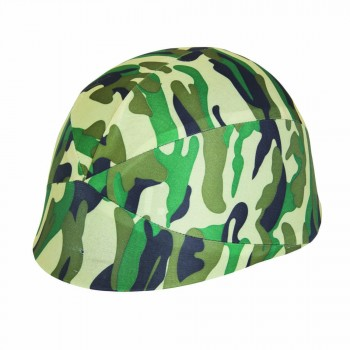 Camouflage Helmet Fabric Cover (Adult)