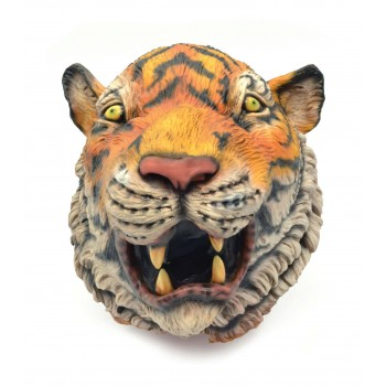 Realistic Tiger Mask
