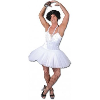 Male Ballerina Fancy Dress Costume
