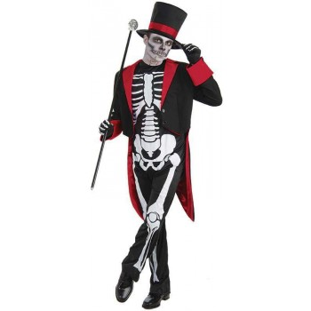 Mr Bone Jangles Fancy Dress Costume