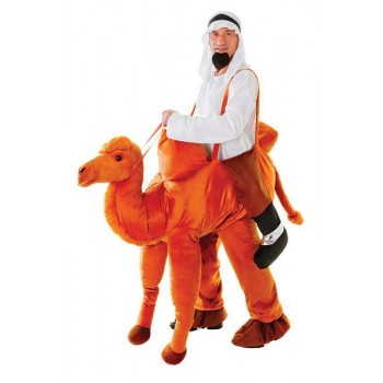 Camel Step In Fancy Dress Costume