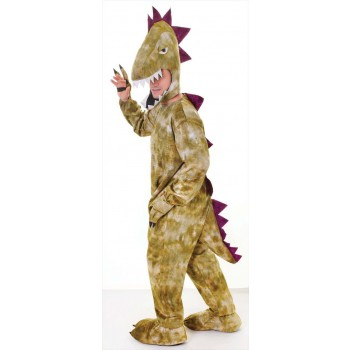 Unisex Stage/Panto/Stag Big Head Dinosaur Fancy Dress Costume