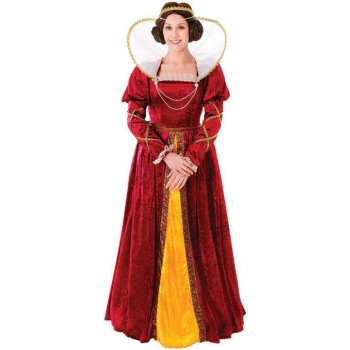 Queen Elizabeth Fancy Dress Costume