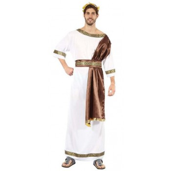 Mens Greek God Fancy Dress Costume