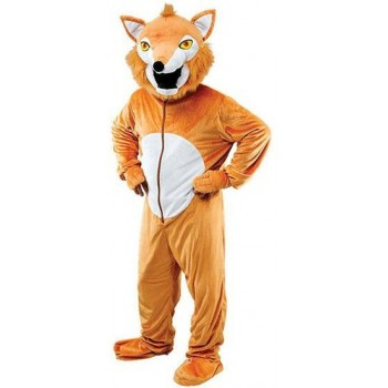 Fox . Big Head Fancy Dress Costume