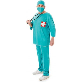 Surgeon Fancy Dress Costume