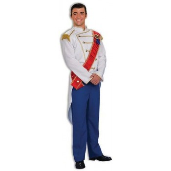 Prince Charming Fancy Dress Costume